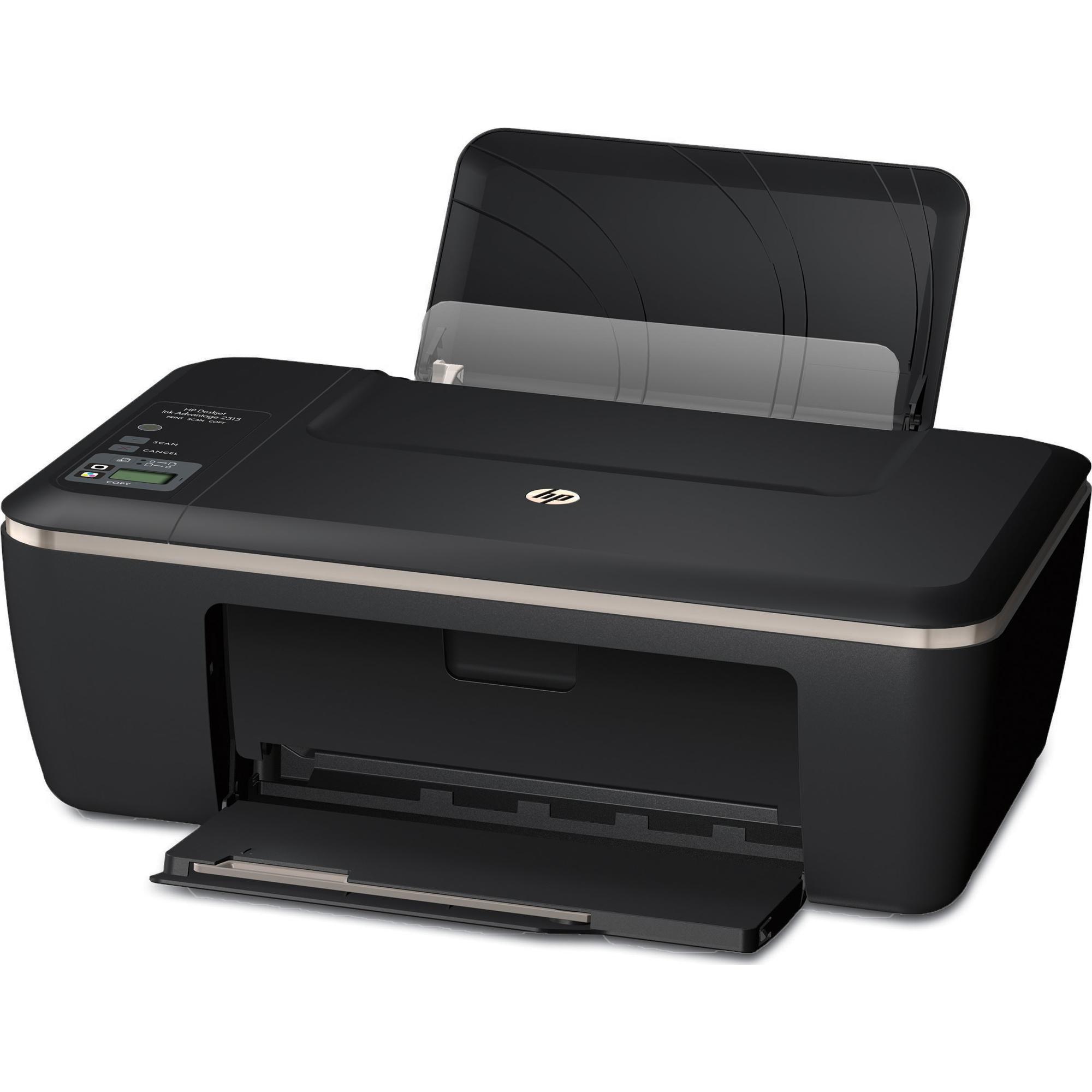 HP Deskjet Ink Advantage 2515 All-in-One Printer